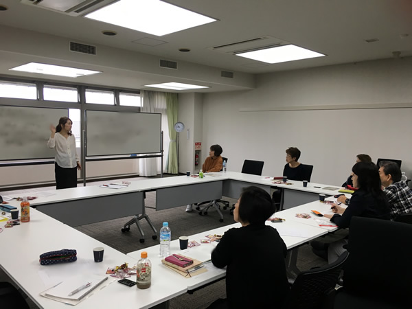 2019合宿 人材育成研修練習風景2