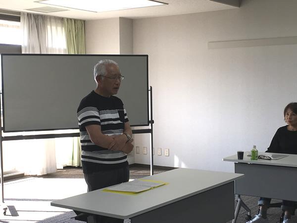 2019合宿 人材育成研修練習風景3