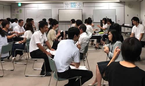 人材育成研修 喜田研修風景7