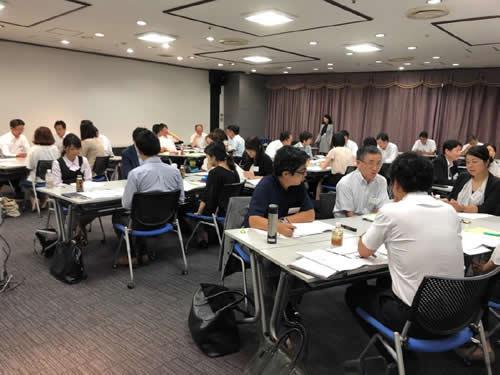 人材育成研修 喜田菜穂子研修風景9